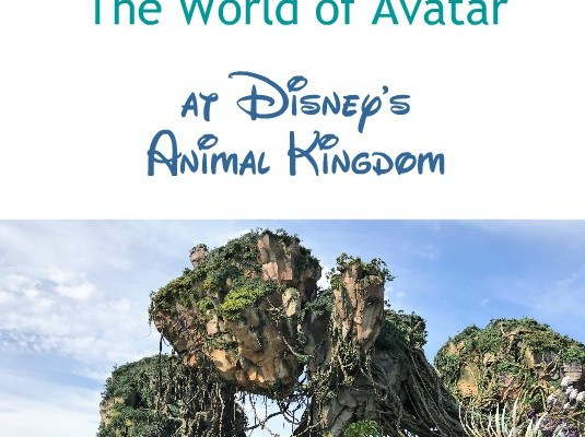 Walt Disney Pandora: The World of Avatar – First Look!