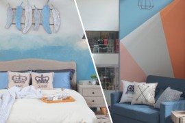 The Boysen-SM Collaboration: How to Style a Bedroom and Home Office