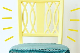 DIY DIVA, Episode 6: HOW TO PAINT OLD FURNITURE