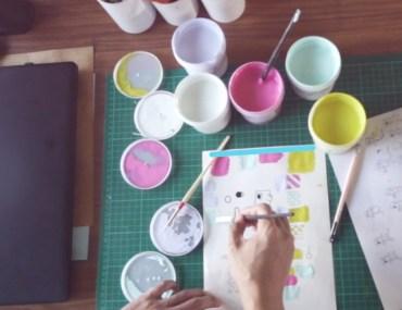 COLOR STORIES: Joseph Valderrama for the Palette Enable