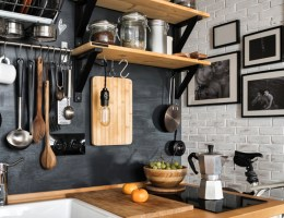 2019 Interior Trends for Black and White