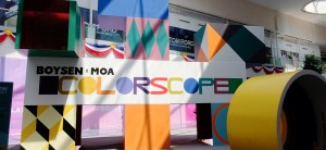 The Boysen Colorscope: An Instagrammable Color Playground