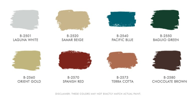 Product Highlight Roofgard Colors