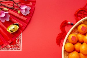 Auspicious Colors For The Chinese New Year