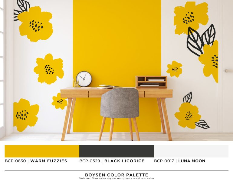 Fill Your Home with Flower Power | MyBoysen