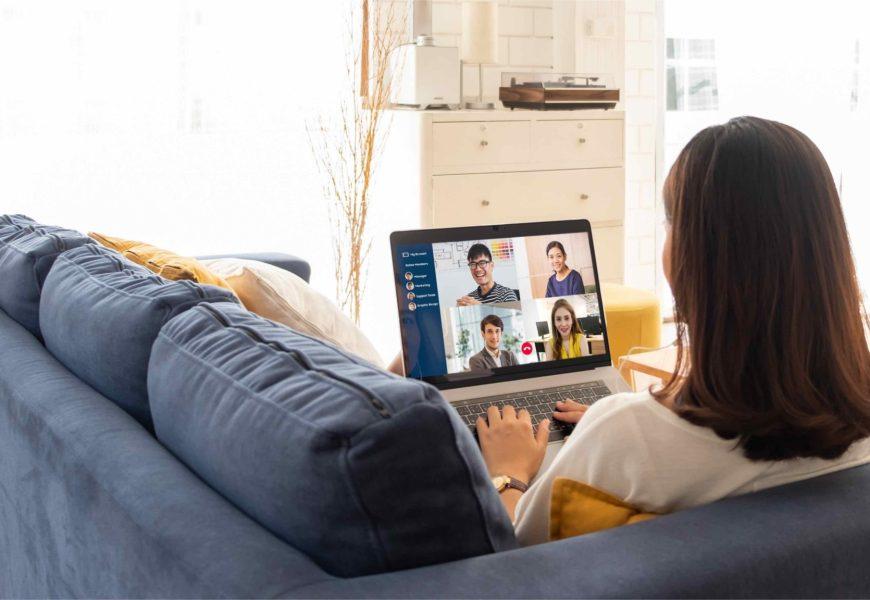 How to Look Good in Virtual Meetings