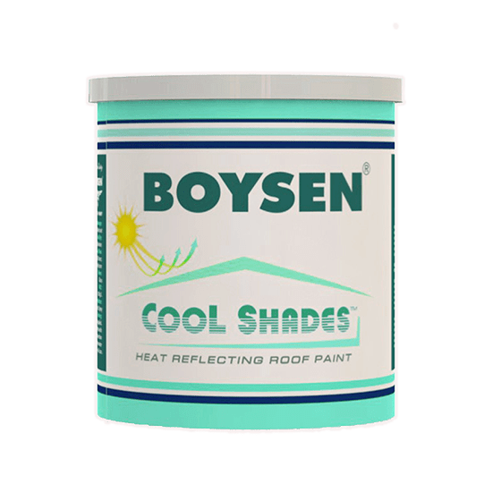 Using Cool Shades Paint to Help Mother Earth | MyBoysen