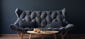 10 Styling Tips When Using Dark Paint Colors