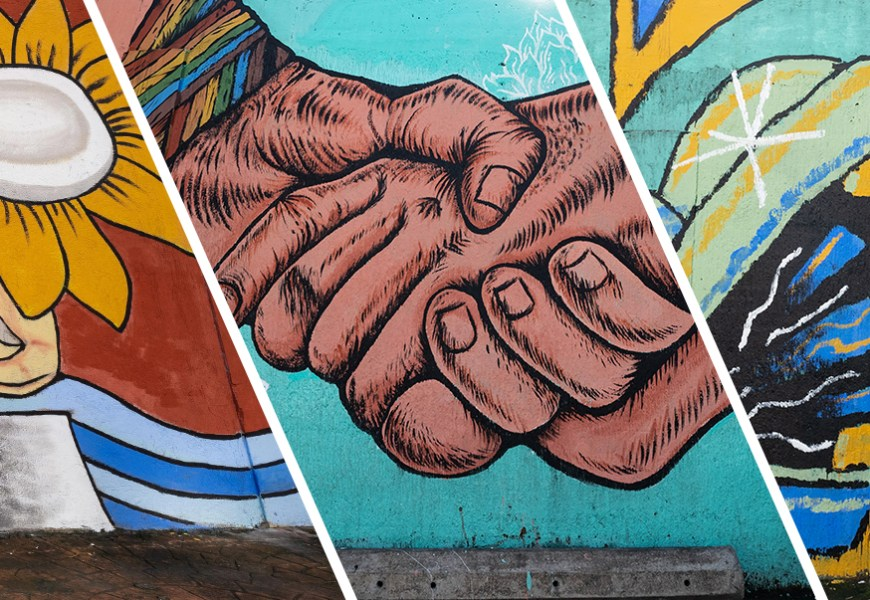 Converse Taps Local Artists to Paint Air-Purifying Murals