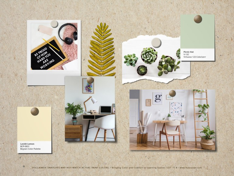 Painting Ideas | Learning Spaces at Home | MyBoysen