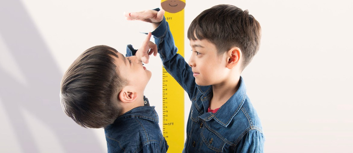 How to Make a DIY Height Stick for Your Kids | MyBoysen