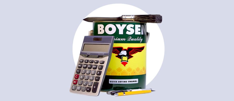 How to Estimate a Painting Job | MyBoysen