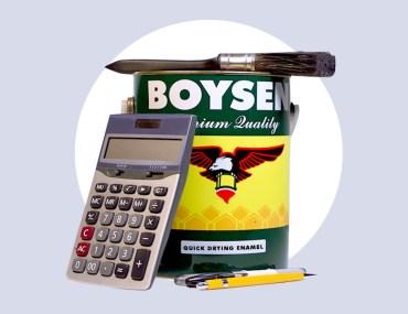 How to Estimate a Painting Job   MyBoysen