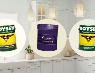 3 Top Choice Paint Products for Kitchens | MyBoysen