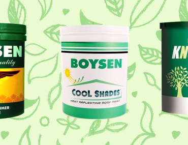 How to Paint and Be Eco-Friendly At the Same Time | MyBoysen