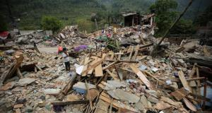 Deadly Earthquake in Nepal