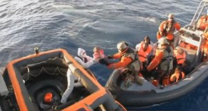 rescued more than 4,200 refugees from the Mediterranean Sea