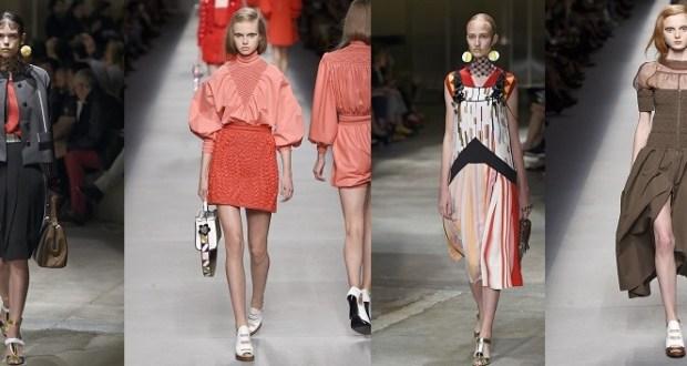 Milan Fashion Week Spring-Summer 2016: Prada & Fendi