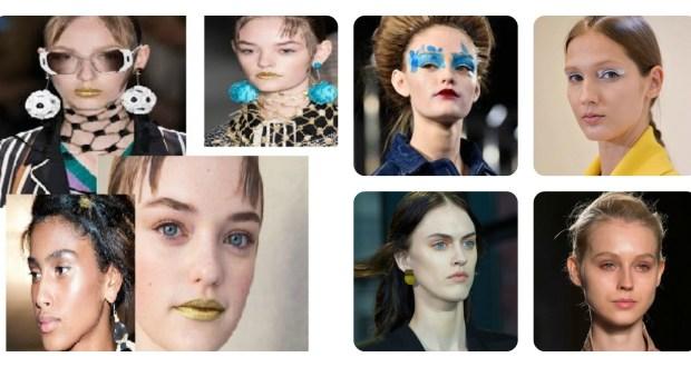 Runway Makeup Trends