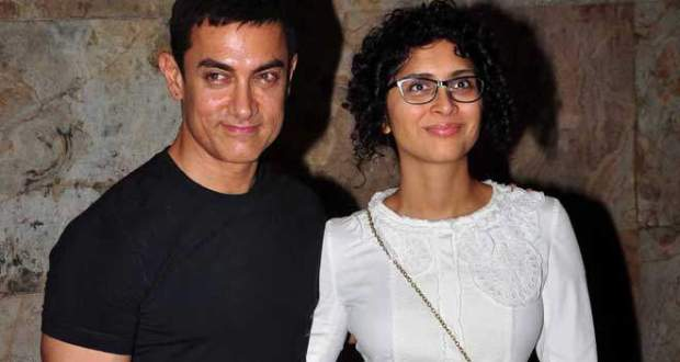 Aamir khan and wife