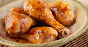 Bake chicken drumsticks