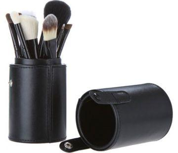 Makeup brushes set with box