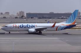 Fly Dubai Airline Plane