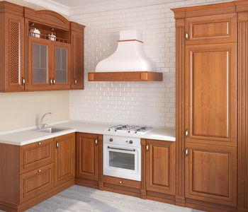 Ante in legno e vetro per cucine e armadi su misura