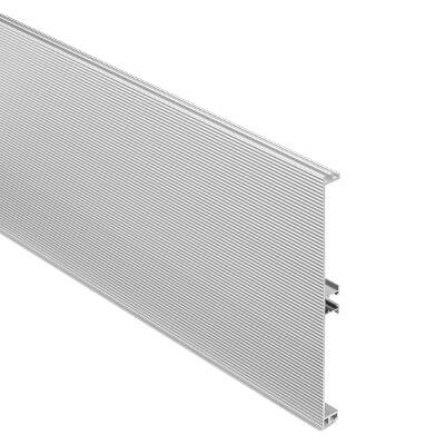 Zoccolo in alluminio negozio online mybricoshopcom