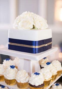 Farblich passende Deko fr jedes Hochzeitskonzept