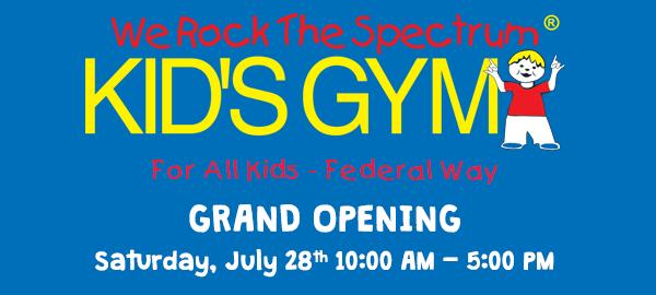 WRTS Grand Opening Federal Way Washington