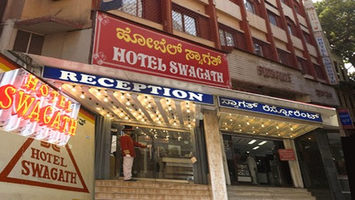 Hotel Swagath Bangalore Hotel Facilities Amenities Room Rates
