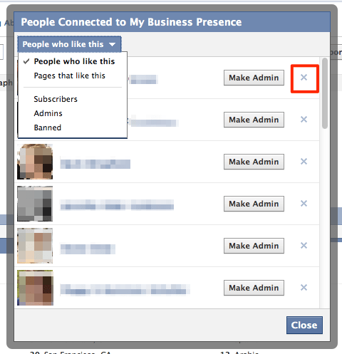 Banning People from Your Facebook Page - The Ins And Outs Of Facebook Marketing