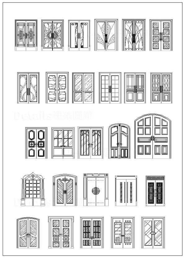 【歐式新古典建築室內設計裝飾CAD圖塊合輯 V.6】 商品內容:歐式裝飾元件,新古典建築室內設計裝飾構件,雕塑,水池,羅馬柱,飾角,線板,古典裝飾,雕塑,拱門,壁爐,羅馬柱,多力克柱式,愛奧尼克柱式,科林斯柱式,歐式建築,希臘建築,壁爐,頂部燈盤,壁畫,藻井,拱頂,尖肋拱頂,穹頂,掛鏡線,腰線,梁托,拱券,門,門洞,窗,牆面裝飾線條,護牆板(以參考圖例為準)