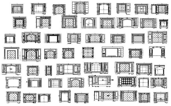 歐式臥室,電視牆,客廳背牆立面,歐式古典設計,沙發背牆,牆面裝飾,客廳主牆面設計,客廳設計,繃布牆面樣式,木作牆面,鍛造裝飾,立面設計圖