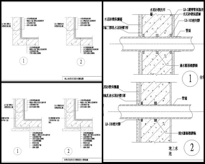 商品內容:水池防水設計、防水工程、高帽落水頭、屋頂中間落水頭、側邊落水頭、屋頂落水管、外牆防水設計、預鑄屋面防水設計、種植屋面防水設計、廚廁防水設計(依圖例為準)