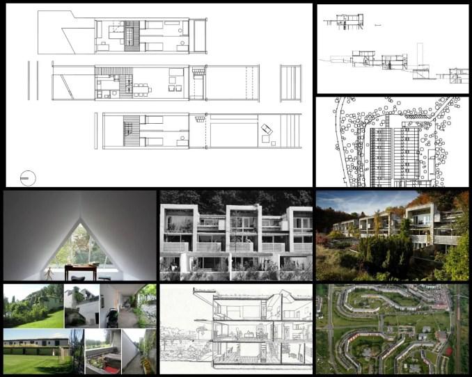 【世界知名建築案例研究CAD設計施工圖】哈倫村 Halen Estate - Aetelier 5