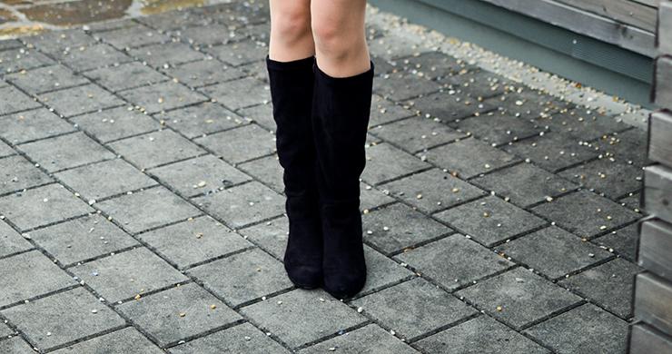 Schuhe Detail