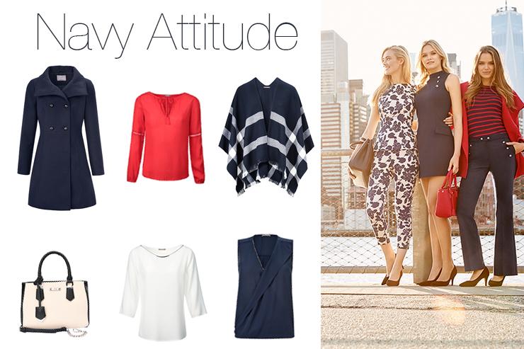 Navy Attitude
