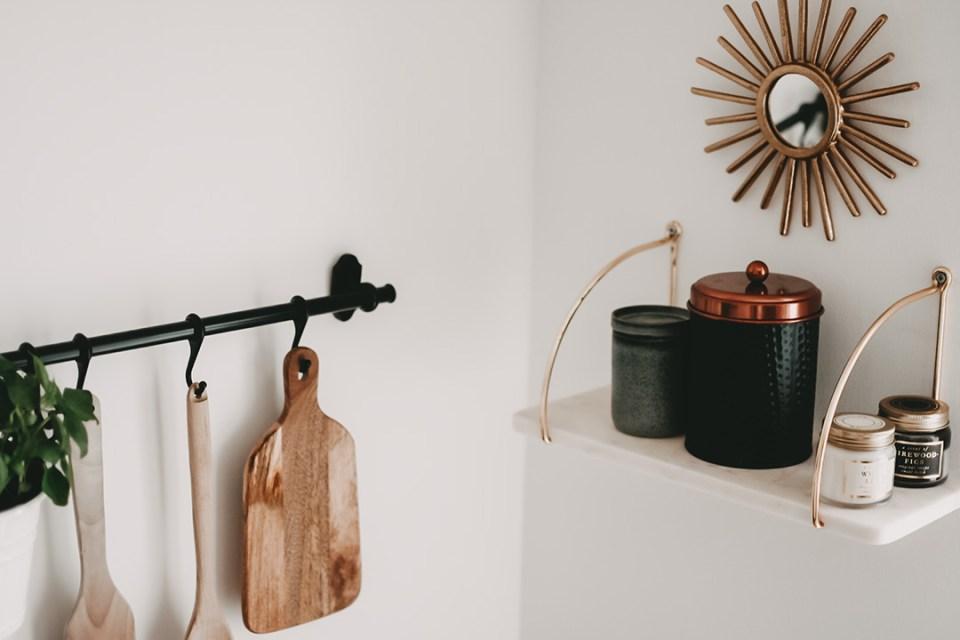 Regal Essbereich Küche