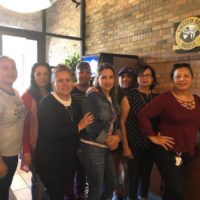 Cafe con Leche Parent Volunteers