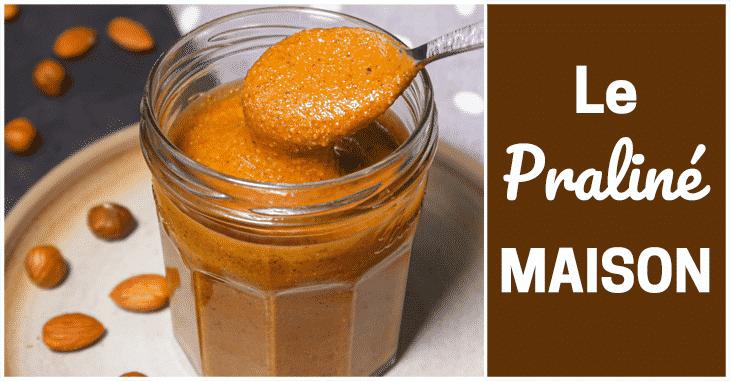recette de praline maison amande et noisette