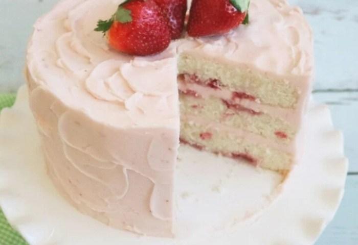 Champagne And Strawberries Cake Recipe My Cake School