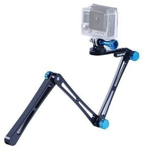 Pole/Monopod with Tripod Mount Adapter + Thumbscrew + Wrench For Gopro Hero 4, 3+, 3, 2