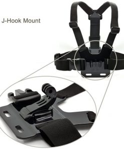 The chest strap mount lets you capture your knees & skis on the slopes, or your bike frame & handlebars. Product description: Chest Strap Mount, Thumbscrew, J-Hook are compatible with all GoPro cameras and sj4000 camera, fully adjustable to fit all sizes. 1.The chest strap mount lets you capture your knees & skis on the slopes, or your bike frame & handlebars. 2. Perfect for skiing, mountain biking, motocross, paddle sports, or any activity. 3. chest strap mount are made with Nylon Straps and Polycarbonate buckles.With mounts allow you the freedom and flexibility to capture a variety of previous moments. Package: 1 x Smatree Chest Strap Mount 2