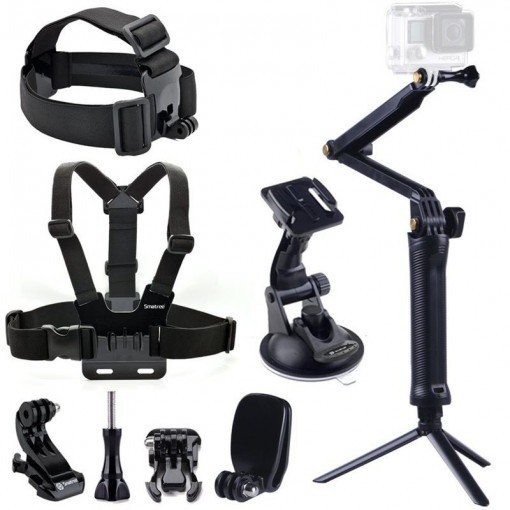 ac 9 in 1 gopro kit
