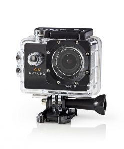 Action Cam | Ultra HD 4K | Wifi | Waterproof Case