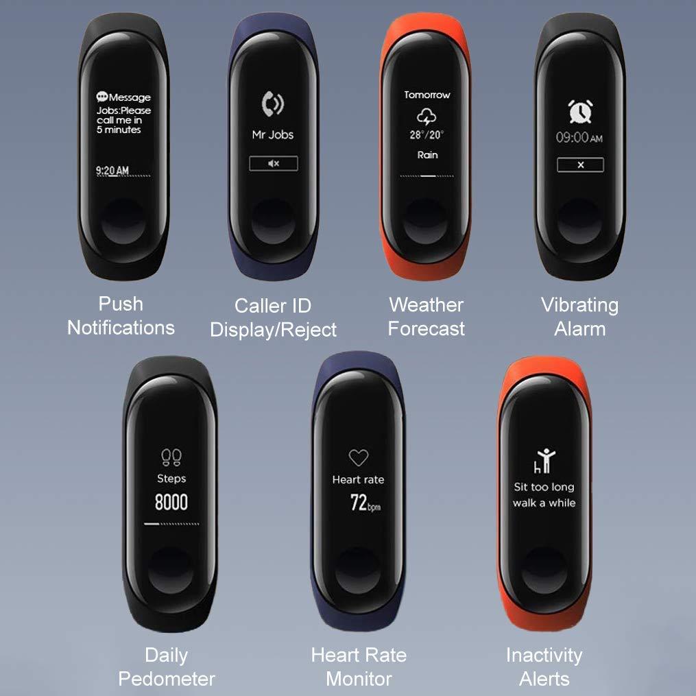 Xiaomi Mi Band 3 Fitness Tracker - MyCamera ie
