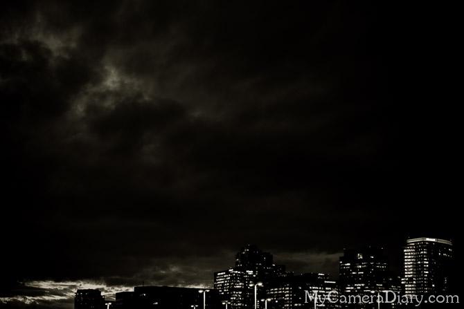 Bellevue Photo | Bellevue Nightscape