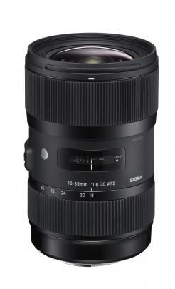 Sigma 15-35mm F1.8
